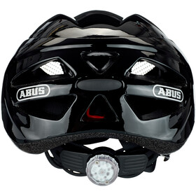 ABUS Hubble 1.1 Casco Niños, shiny black